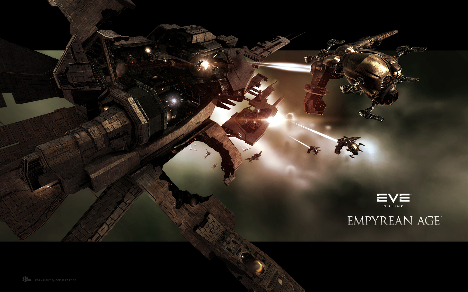EVE ONLINE: EMPYREAN AGE - WALLPAPERS