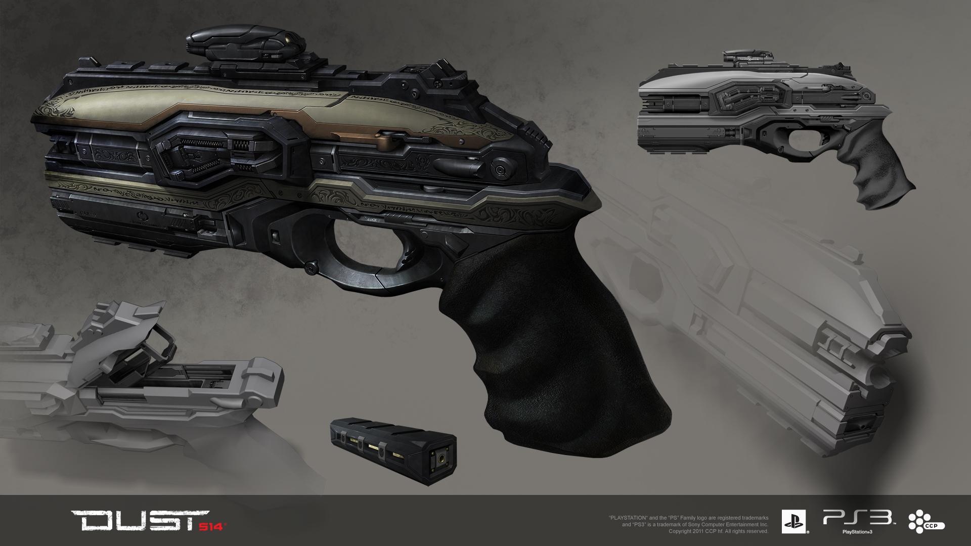 Weapons of Dust AM_ScramblerPistol_Blog