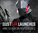 Dust 514 Launcher
