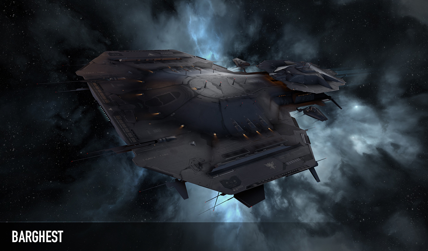 Building Ships In Eve Online
