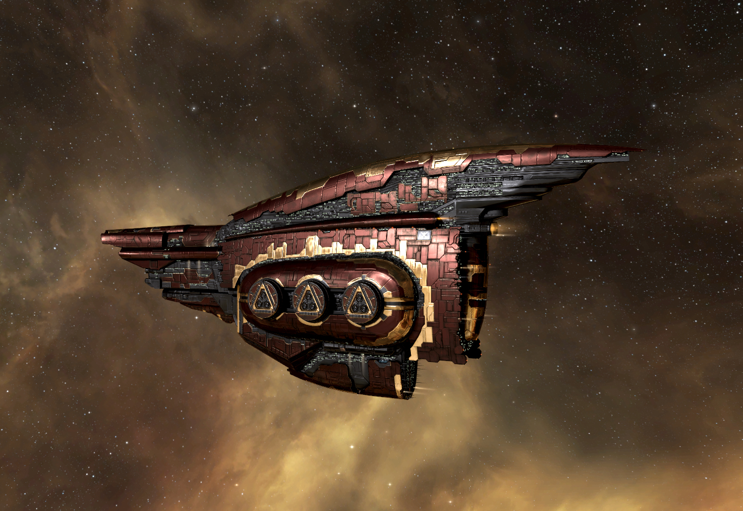 Coming To Eve Online In The Rhea Release On December 9th