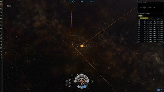 Dev Blog Starmap Improvements A Map To Treasure Eve News24