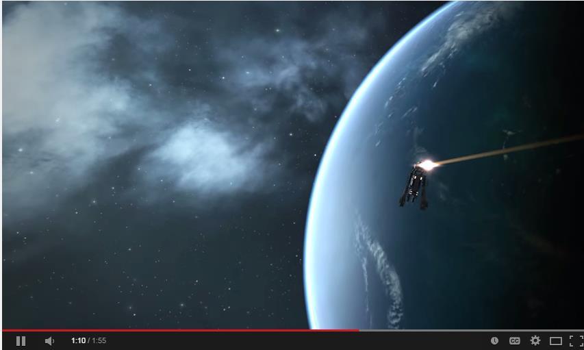EVE Online: Tiamat Release - In-Development Video