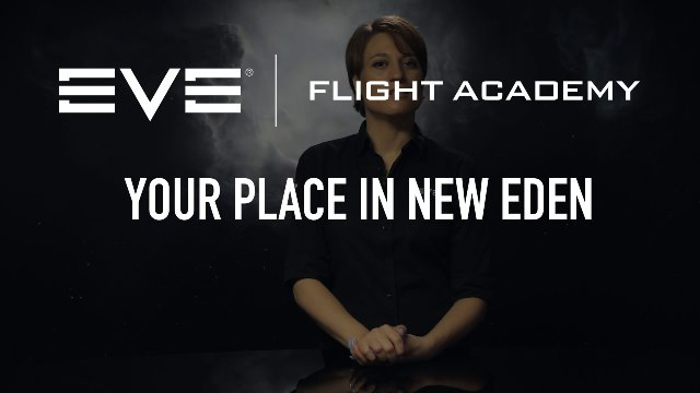 Flight Academy: Your place in New Eden