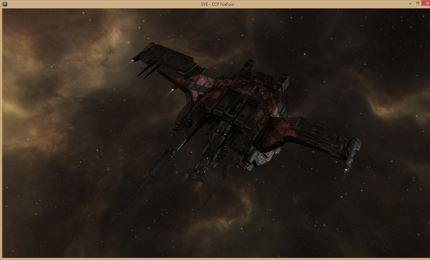 eve online how to see activated ship skins