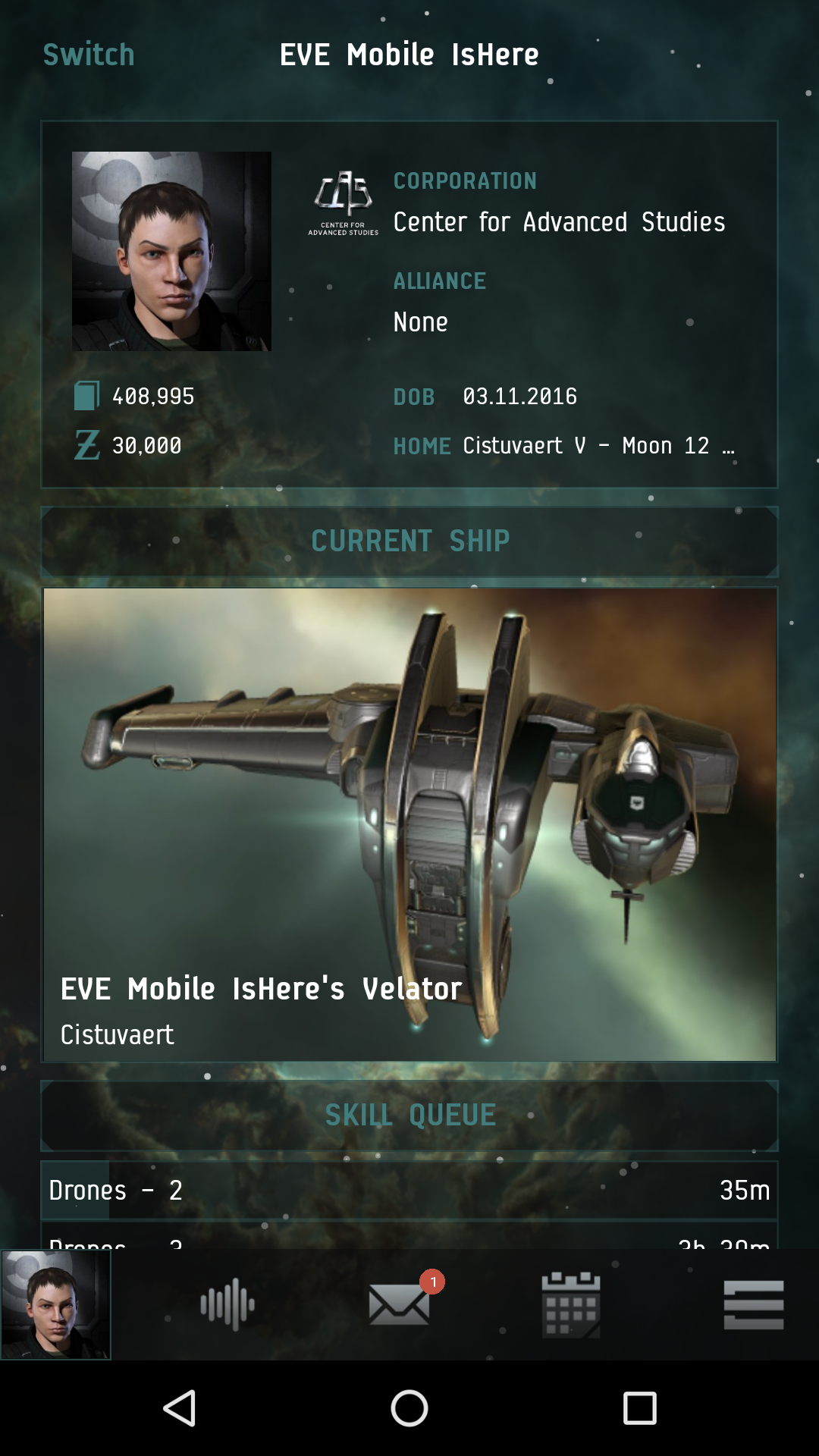 EVE Online Mobile