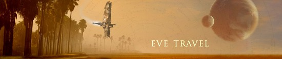 EVE Travel banner