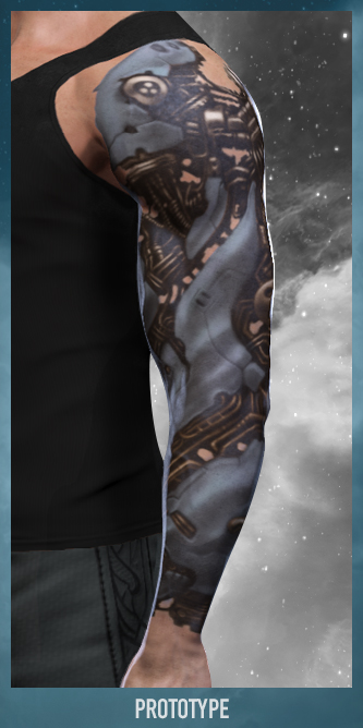Sleeve Tattoo Generator: Sleeve Tattoos For Collectors Edition Pre-Purchasers