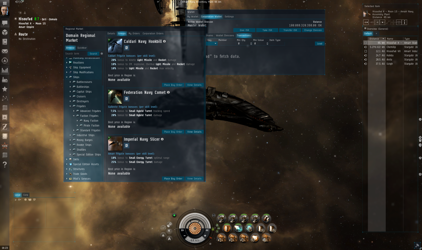 A New Look For Eve S Ui Feedback Needed Eve Online