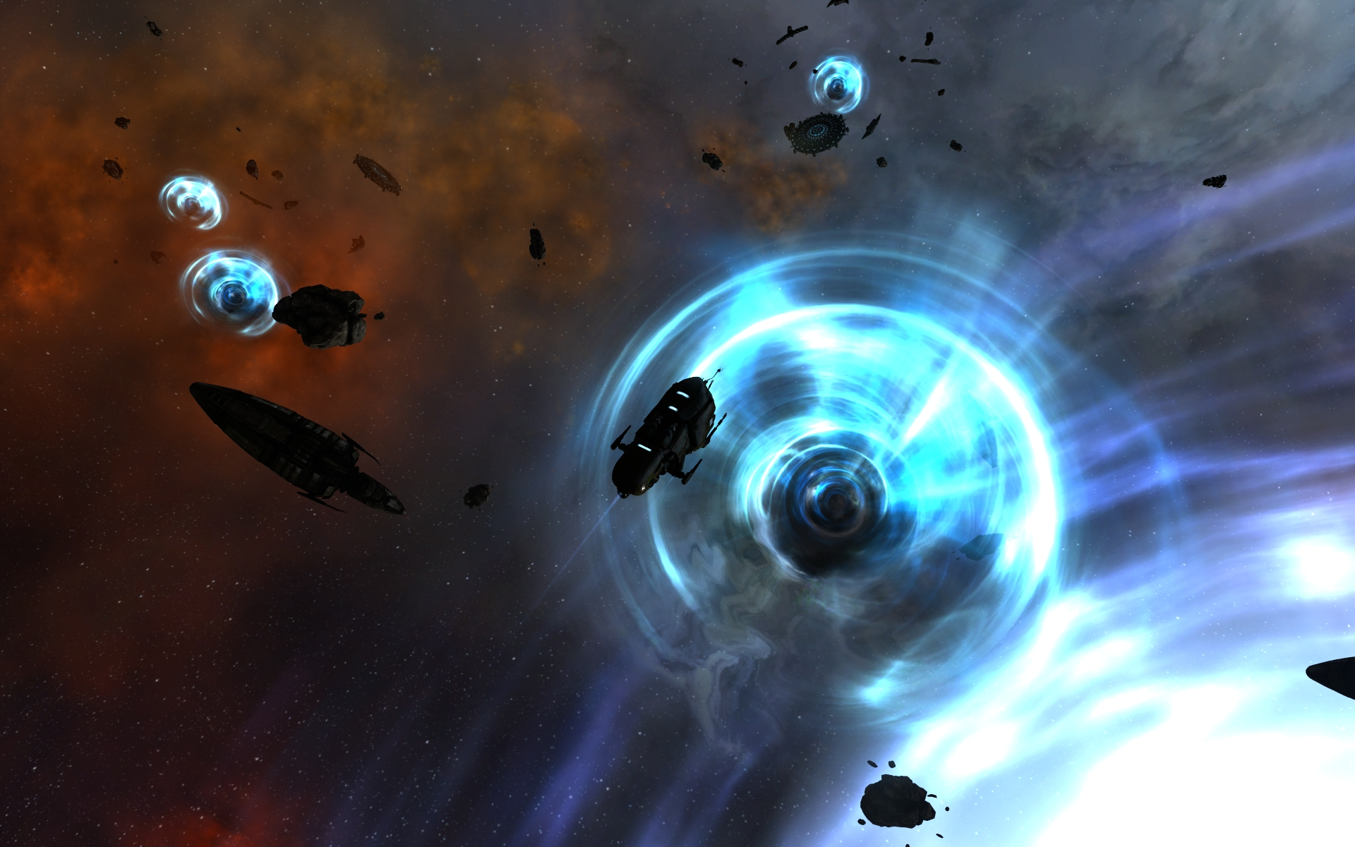 Dev Blog: Thera and the Shattered Wormholes