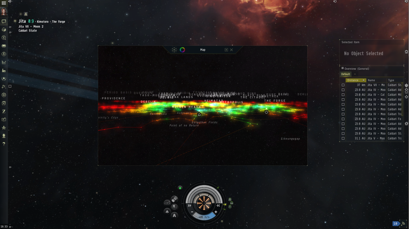 Dev Blog Starmap Improvements A Map To Treasure Eve News24