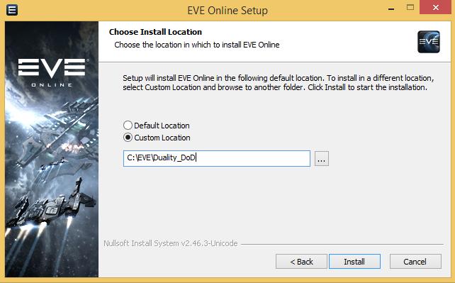 Download on Demand client for EVE Online | EVE Online