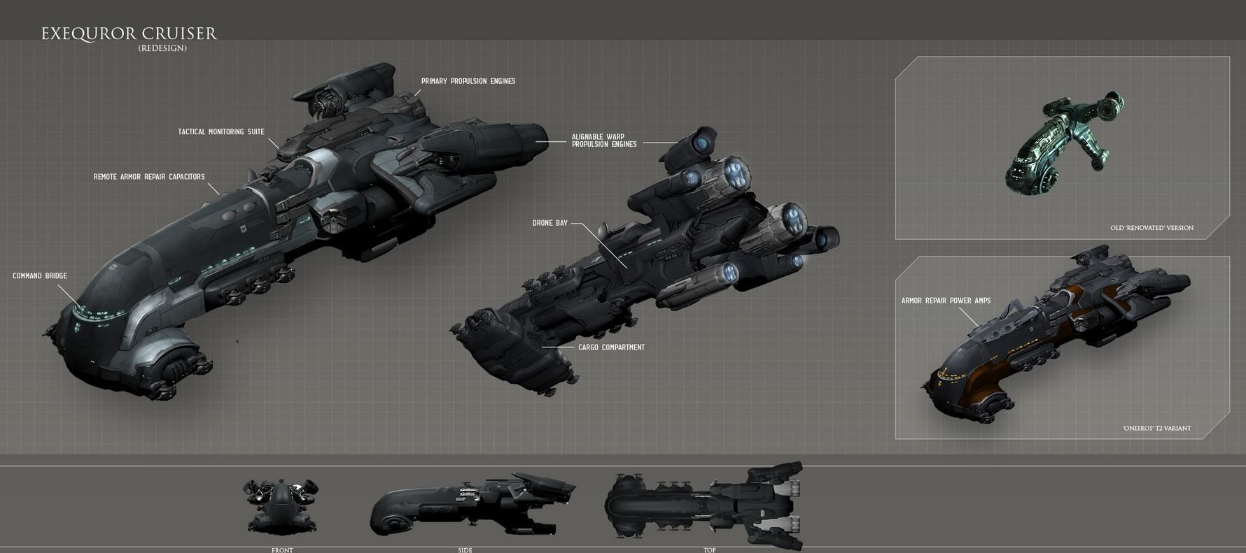 Dev Blog Coming To Eve Online In The Proteus Release On