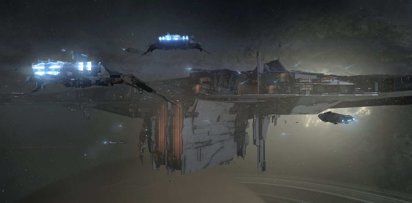 Eve online building your citadel one block at a time structure hulls malvernweather Image collections