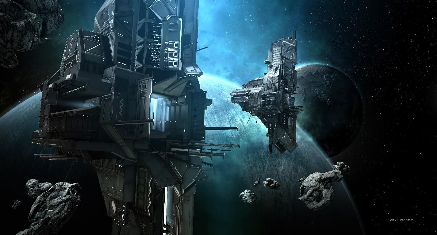 Slots Eve Online