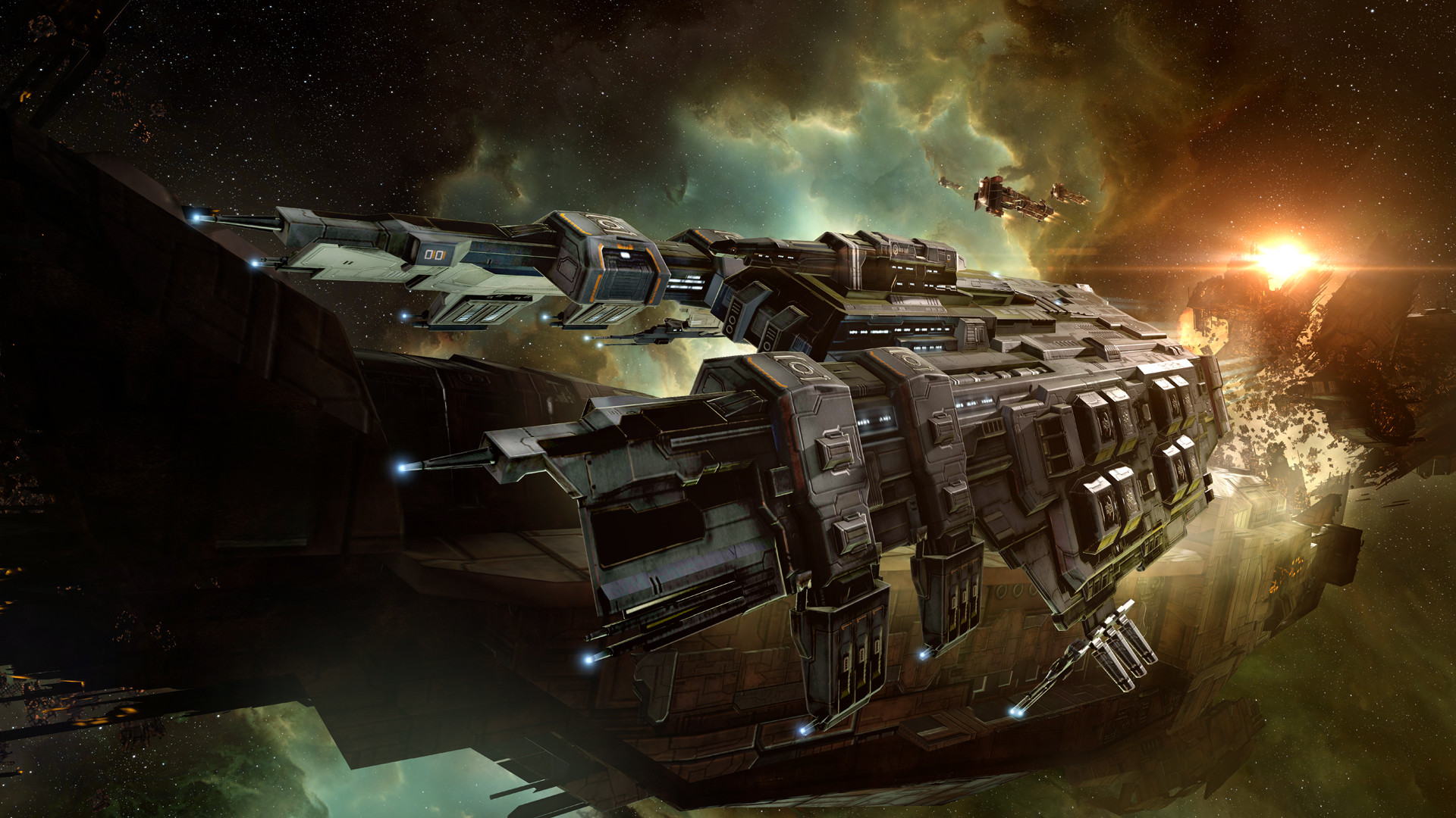 Command Bursts and the New World of Fleet Boosting | EVE Online