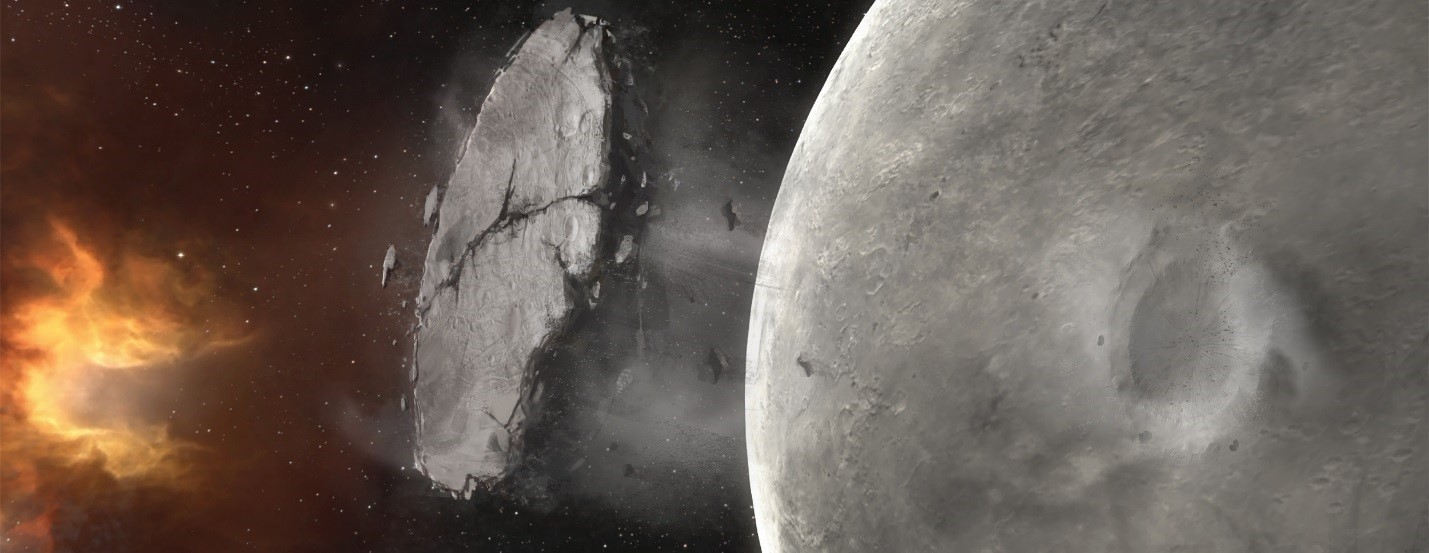 Moon mining revamped: There's Ore in Them Thar Moons! | EVE Online